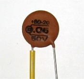 Reproduction Vintage Capacitors